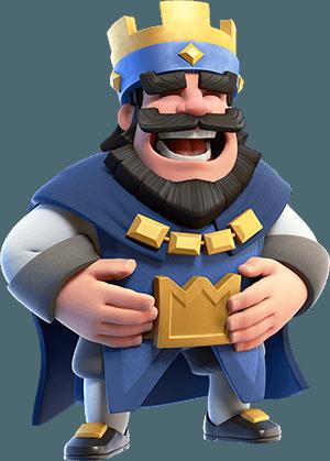 King Clash Royale