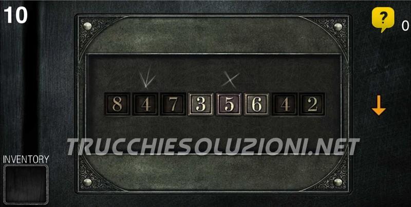 Soluzioni Can You Escape 25 Livello 10