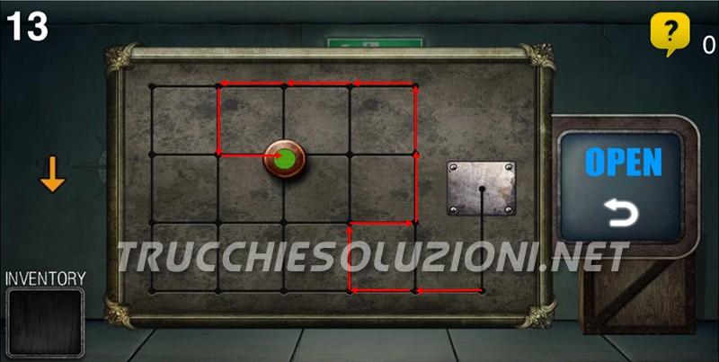 Soluzioni Can You Escape 25 Livello 13