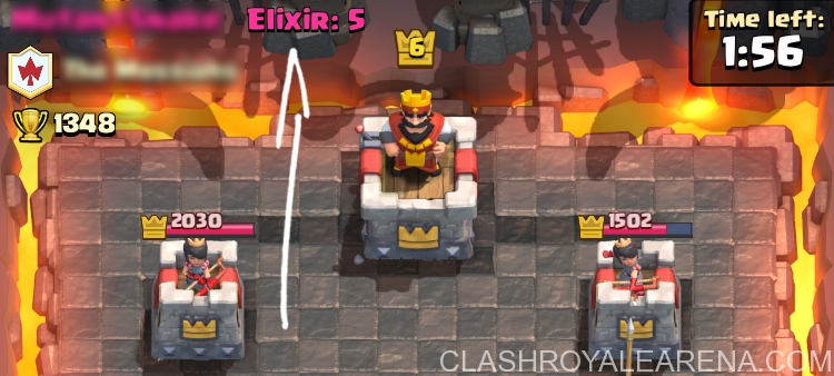 Trucchi Clash Royale Android e iPhone Elisir Prova